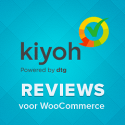 Kiyoh reviews module voor WooCommerce