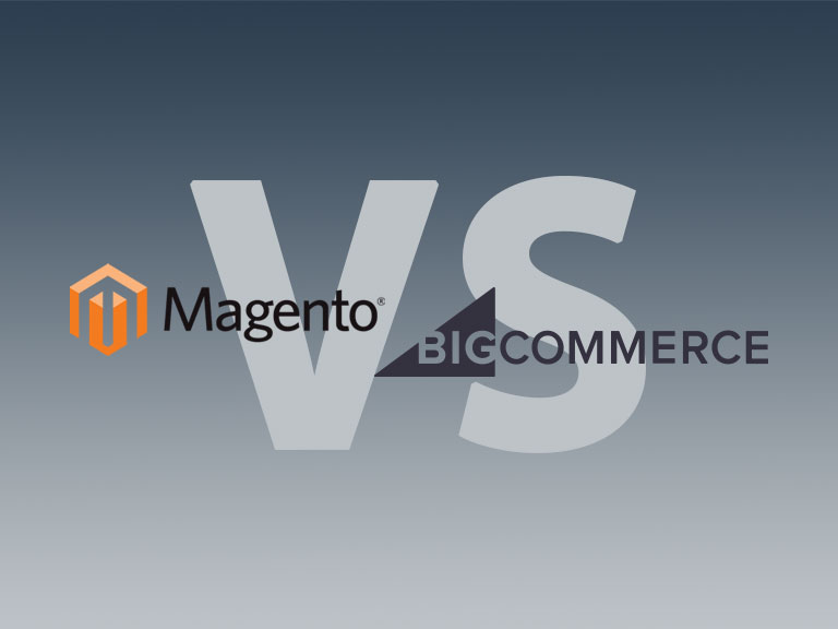 Magento vs. BigCommerce - It All Depends on Company Size
